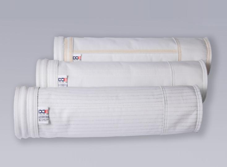 涤纶防静电针刺毡覆膜滤袋