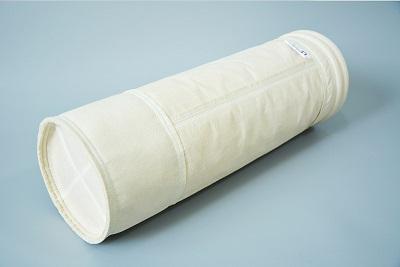 PPS(聚苯硫醚)超细+ PTFE(聚四氟乙烯)复合针刺毡滤袋