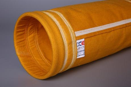 P84(聚酰亚胺)针刺毡滤袋
