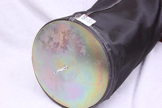 合金硅鐵反吹風十米玻纖大布袋